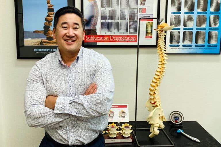 Dr. Morris Tai